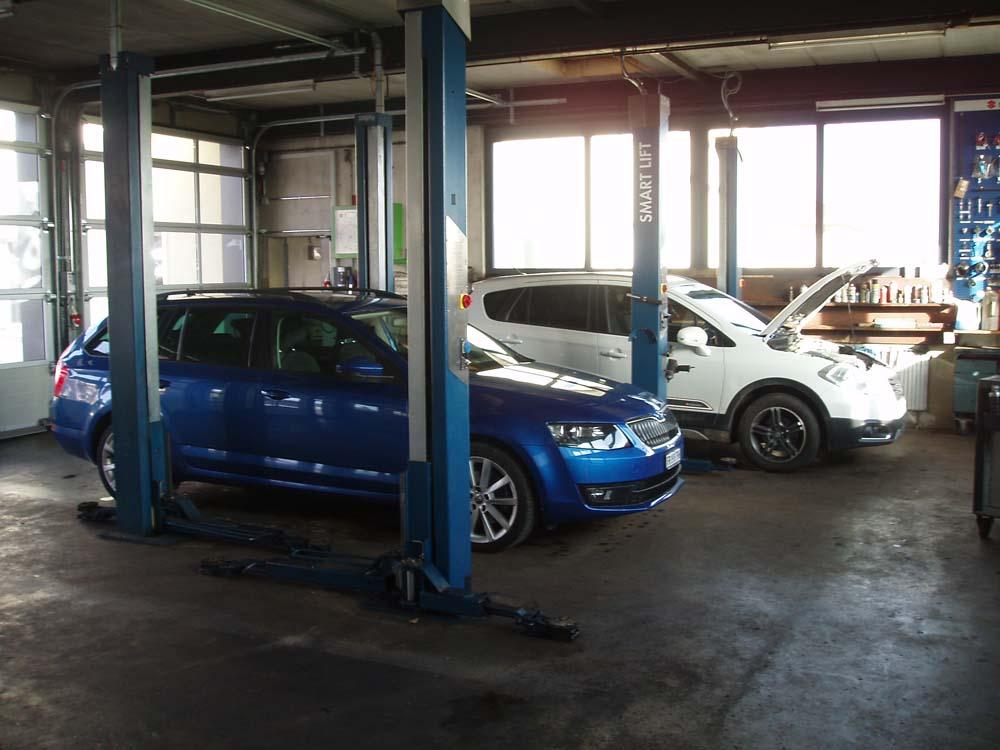 Garage multimarque Piccand